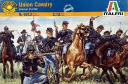 ITALERI 1/72 Union Cavalry