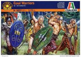 ITALERI 1/72 Gaul Warriors