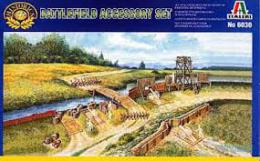 ITALERI 1/72 Battlefield Accessories