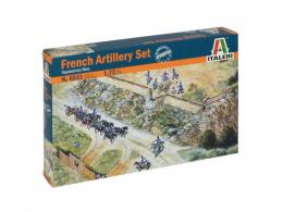 ITALERI 1/72 Napoleonic Wars: French Artillery Set