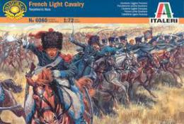 ITALERI 1/72 Napoleonic Wars: French Light Cavalry.