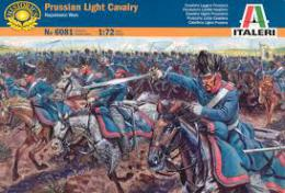 ITALERI 1/72 Napoleonic Wars: Prussian Light Cavalry