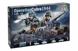 ITALERI 1/72 Battleset : Operation Cobra 1944