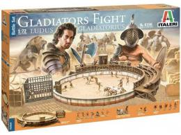 ITALERI 1/72 Battleset : Gladiators Fight