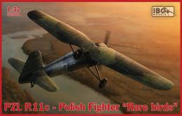 IBG 1/32 PZL.P11c Polish Fighter - Rare Birds