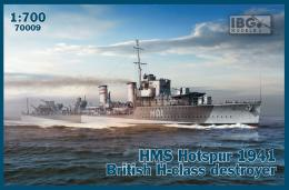 IBG 1/700 HMS Hotspur 1941 Brit. H-class destroyer