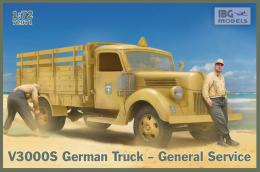 IBG 1/72 V3000S German Truck General Service