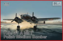 IBG 1/72 PZL.37A bis £oœ - Polish Medium Bomber