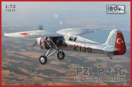 IBG 1/72 PZL P.24G in Turkish Service