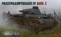 IBG The World At War 1/72 No.10 Pz.Kpfw.IV Ausf C