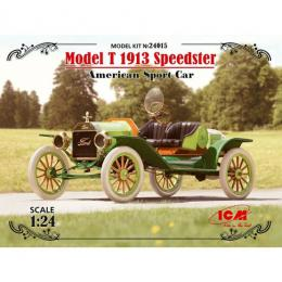 ICM 1/24 Model T 1913 Speedster, American Sport Car