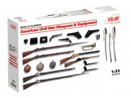 1/35 American Civil War Weapons & Equipment