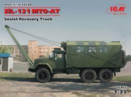 ICM 1/35 ZIL-131 MTO-AT
