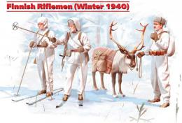 ICM 1/35 Finnish Rifleman (Winter 1940)