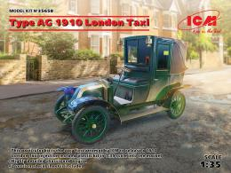 ICM 1/35 Type AG 1910 London Taxi