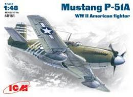 ICM 1/48  Mustang P-51A