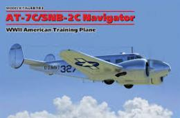 ICM 1/48  AT-7C/SNB-2C Navigator Training plane