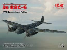ICM 1/48 Ju-88C-6 Heavy Fighter