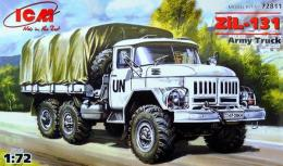 ICM 1/72 Zil-131 Army Truck