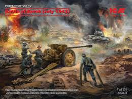 ICM 1/35 Battle of Kursk (July 1943) Battle set - zvìtšit obrázek