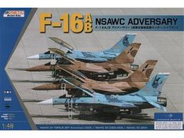 KINETIC 1/48 F-16A/B NSWAC Agressor