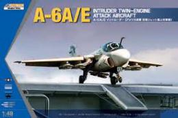 KINETIC 1/48 A-6A/E Intruder Twin Engine Att