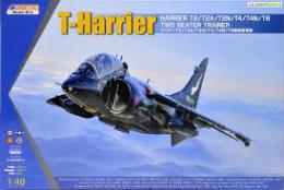 KINETIC 1/48 T-Harrier T2/T4/T8