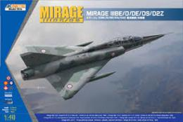 KINETIC 1/48 Mirage III D/DS