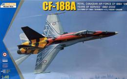 KINETIC 1/48 CF-188A RCAF 20 years services