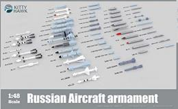 KITTYHAWK 1/48 Russian Aircraft Armament