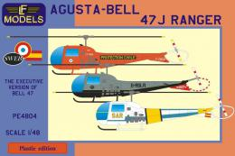 1/48 Agusta-Bell 47J Ranger France, UK, Spain