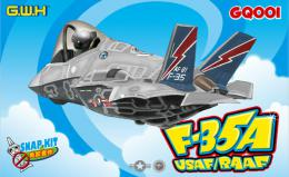 GREAT WALL HOBBY EGG F-35A USAF/RAAF
