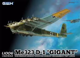 GREAT WALL HOBBY 1/144 Me323 D-1 Gigant
