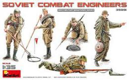 MINIART 1/35  Soviet Combat Engineers