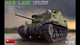 MINIART 1/35 M3 Lee Late production