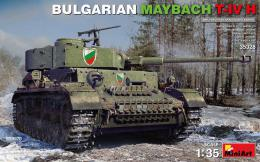 MINIART 1/35 Bulgarian Maybach T-IV H