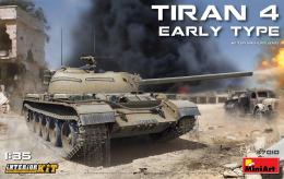 MINIART 1/35 Tiran 4 Early type.w/interior