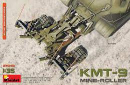 MINIART 1/35 Mine-roller KMT-9
