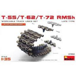 MINIART 1/35 T-55/T-62/T-72 RMSh workable tracklinks