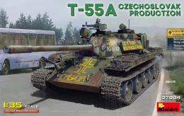 MINIART 1/35 T-55A Czechoslovak Production
