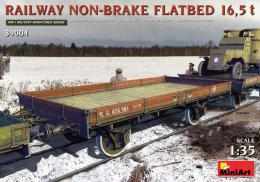 MINIART 1/35 Railway non-brake Flatbed 16,5t
