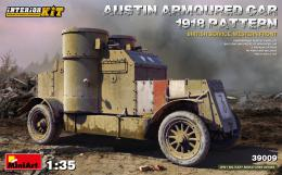 MINIART 1/35 Austin Armored Car 1918 Pattern British Service