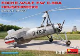 MINIART 1/35 Fw-C30A Hausschrecke Early product