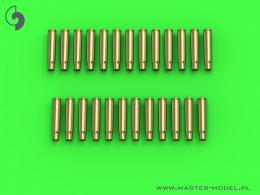 MASTER PL 1/35 MG-34/MG-42 empty shells (25 pcs.)