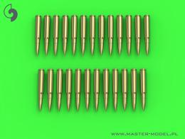MASTER PL 1/35 MG-34/MG-42 catridges (25 pcs.)