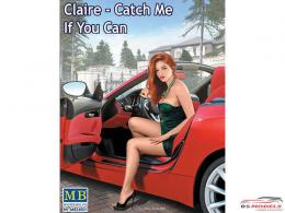 MASTERBOX 1/24 Claire - Catch Me if You can