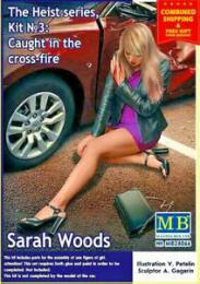 MASTERBOX 1/24  Caught in the cross-fire Sarah Woods