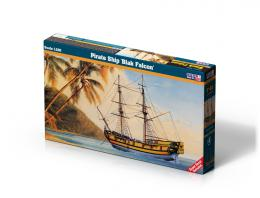 MISTERCRAFT 1/120 Pirate Ship Black Falcon  1/120