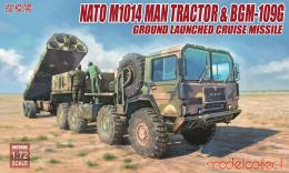 MODELCOLLECT 1/72 M1014 MAN Tractor & BGM-109G