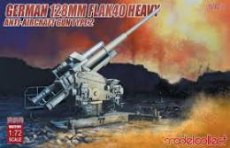 MODELCOLLECT 1/72 German 128mm Flak 40 Heavy A-A
